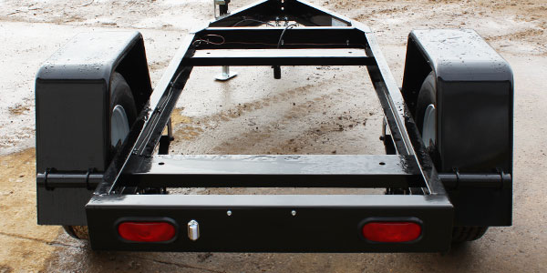 Do you know what kind of frame your trailer is using?